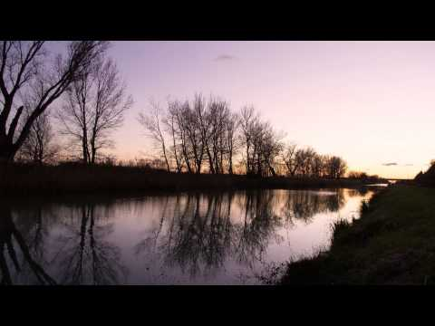 sunset in beaucaire