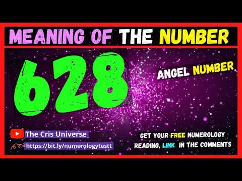 🔥❤️ 628 Angel Number Meaning - Meaning and Significance of seeing the Angel Number 628 -628 in Love