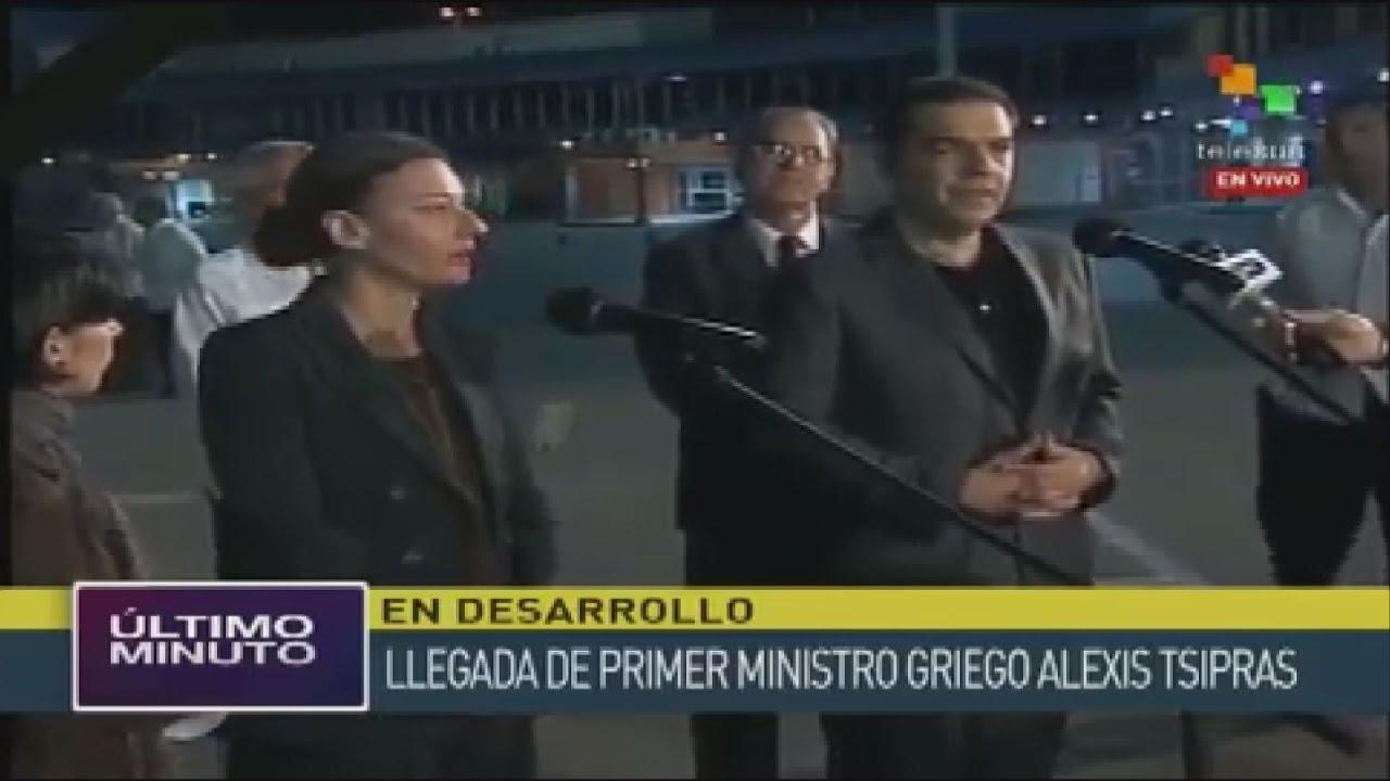Στην Κούβα ο πρωθυπουργός Αλέξης Τσίπρας