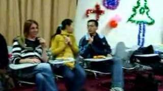 Dongying China  City new picture : Christmas Party in Dongying, China