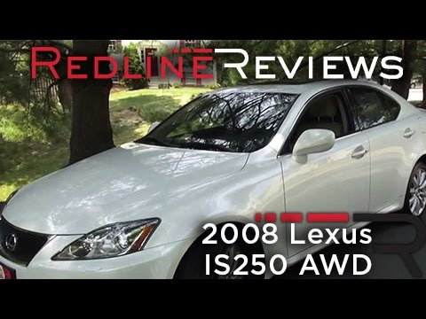 Lexus is 250 luxury 2008 фото