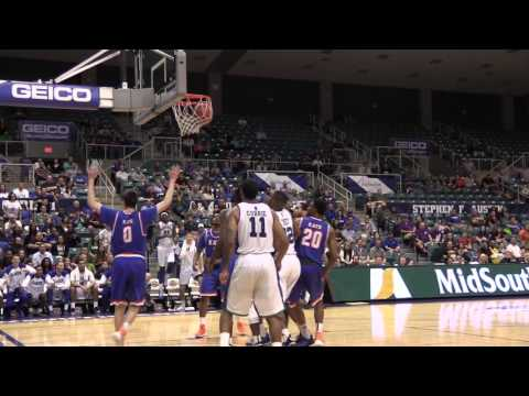 MBB: Southland Conference Championship Hype Video
