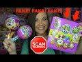FAKE vs. REAL Pikmi Pops Surprise Season 2 Pikmi Pops series 2 Limited Edition Medium Fake Lollipop