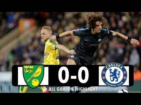 NOR vs CHE 0-0 - Highlights & All Goals - English Commentatory 06/01/2018 HD