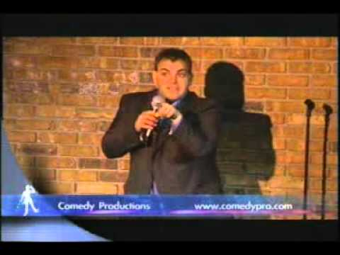 Fred Bevill - Comedian (Comedy Productions)