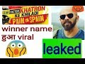 Khatron ke khiladi pain in Spain का winner नाम हुआ leaked देखे जरूर!