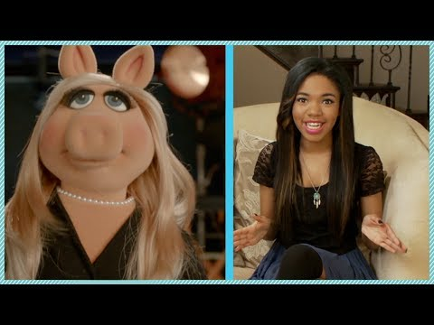 pretty - Need some outfit inspiration for a fancier look? Well, Miss Piggy and Teala are here to help! Make sure you check out Muppets Most Wanted in theaters on Marc...