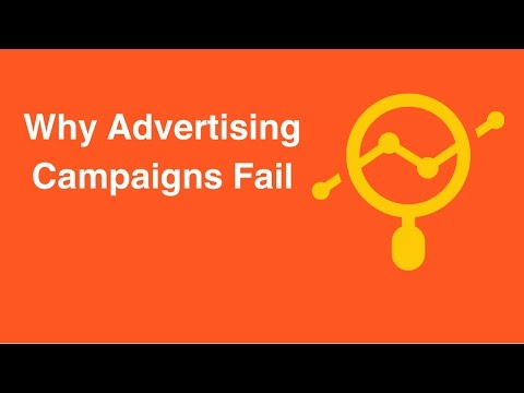 Watch 'Why Advertising Campaigns Fail - 3Bug Media'