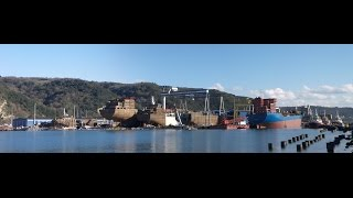 eregli shipyard INTRO