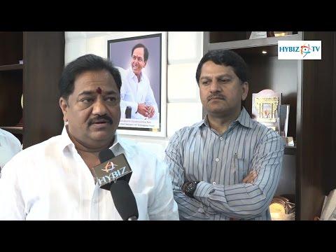 Gyadari Balamallu-TSIIC Review Meet 2016
