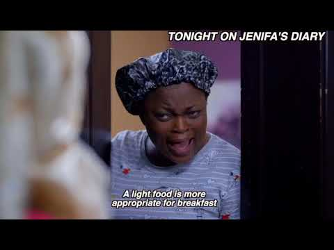 Jenifa's diary Season 11 EP10  - Showing tonight on AIT (ch 253 on DSTV), 7.30pm