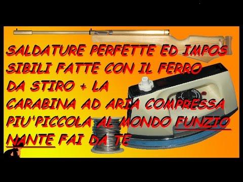 COME SALDARE CON IL FERRO DA STIRO + 1 Nuovo progetto...