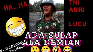 Video DO NOT FEAR ARMY, the funniest collection of silly combat, behavior, best funny of indonesian army MP3, 3GP, MP4, WEBM, AVI, FLV Oktober 2017