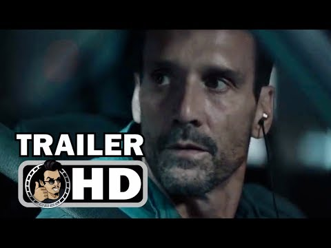 WHEELMAN Official Red Band Trailer (2017) Frank Grillo Action Thriller Netflix Movie HD