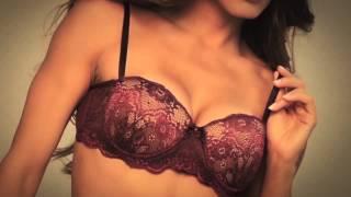 Carla Prata - Making Off - Coleção 2013   Jackie Lingerie