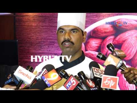 , Kumar, Chef about Alomnds Snacks