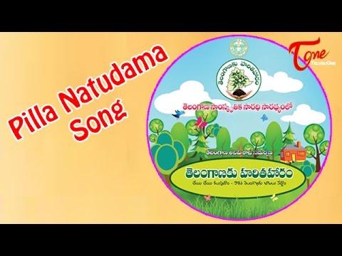 Haritha Haaram Songs || Pilla Natudama || Telangana ku Haritha Haram