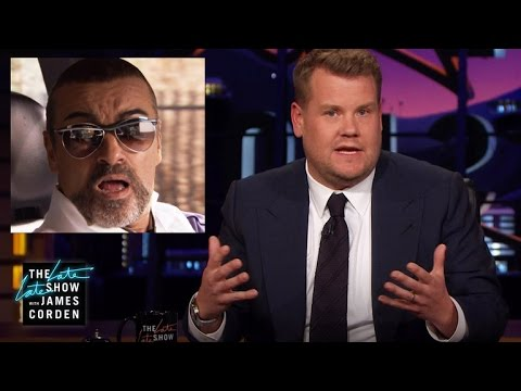 James Corden Remembers George Michael