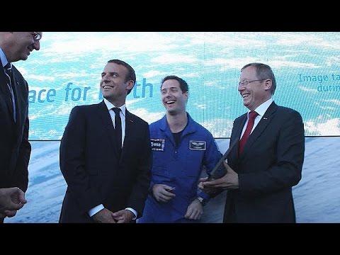 العرب اليوم - ابتكارات وطموحات لغزو الفضاء في معرض باريس للطيران