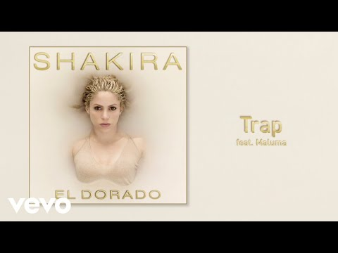 Letra Trap Shakira Ft Maluma
