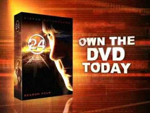 24 Season 4 DVD Promo
