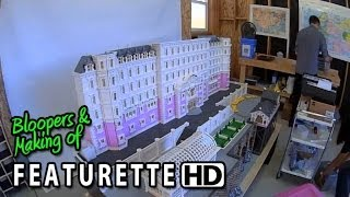 The Grand Budapest Hotel (2014) Featurette - Lego Style