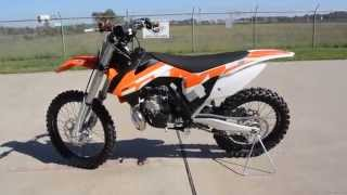 8. $8,399:  2016 KTM 250 SX 2 Stroke Overview and Reveiw