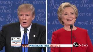 Video Trump On Hillary's Look and Stamina   Presidential Debate Highlights MP3, 3GP, MP4, WEBM, AVI, FLV Maret 2019