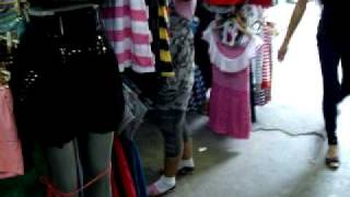 Bangkok Shopping - Pratunam Market For The Ladies