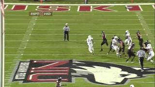 Chandler Harnish vs Ball State 2011