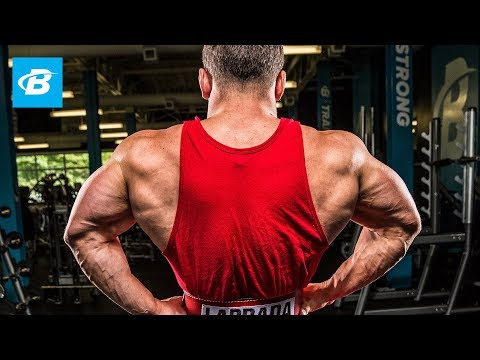 Hunter Labrada's Back Workout: 5 Moves To Mile-Wide Lats – Bodybuilding.com