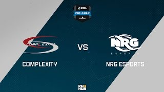 NRG vs coL, game 1
