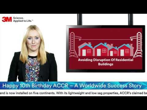 Happy 10th Birthday ACCR – A Worldwide Success Story