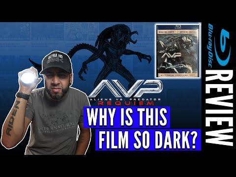 Alien vs Predator 2007 Requiem Unrated Bluray Movie Review