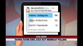 Video Yakin Menang, Polling Pilpres 2019 di Medsos Unggul pada Prabowo-Sandiaga Uno Part 01 - #2P#GP 14/08 MP3, 3GP, MP4, WEBM, AVI, FLV Agustus 2018