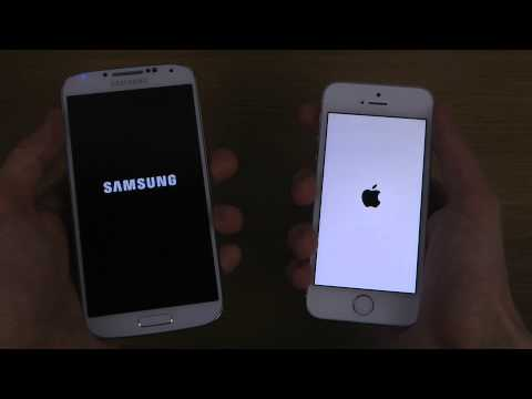 Community Magazine – Samsung Galaxy S4 Android 4.4 KitKat vs. iPhone 5S iOS 7.1 Final – Which Is Faster?