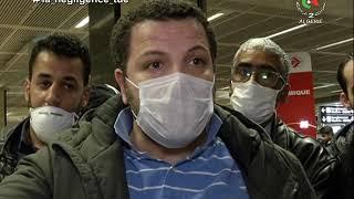 A Orly, les derniers avions d'Air Algérie embarquent les Algériens bloqués en France.