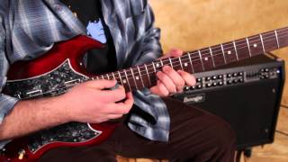 Mixolydian Scale - Blues Soloing - Arpeggios for Blues Soloing - Chords for Funk, Soul, and Blues
