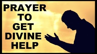 PRAYER TO GET DIVINE HELP DURING TOUGH TIMES : SOUL TOUCHING : SUFI STYLE