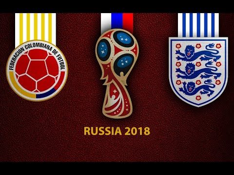 WC2018 England Vs. Colombia. Penalty Series.