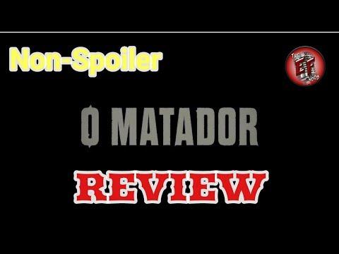 """Netflix's -""""O Matador"""" ( The Killer) NON-Spoiler review!"""