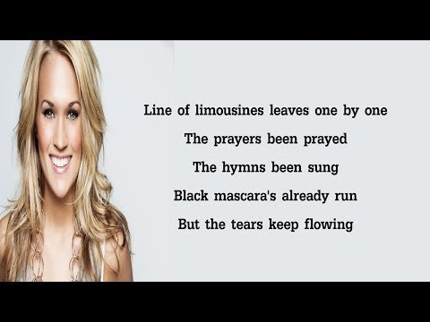 Carrie Underwood - The Bullet (Lyrics)🎵