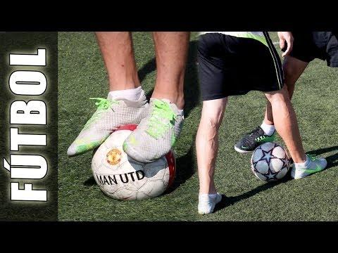 El Soldado - Sean Garnier trucos de fútbol, Caños y Túneles