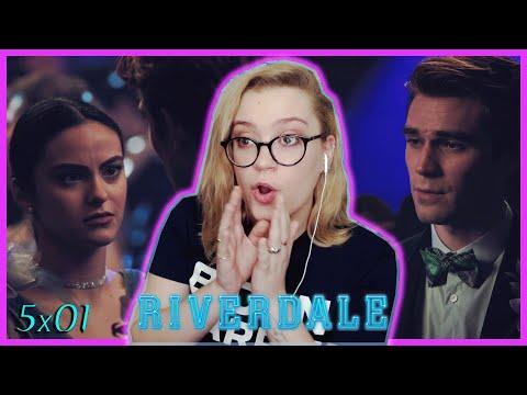 "ARCHIE TOLD VERONICA THE TRUTH! | Riverdale Season 5 Episode 1 ""Climax"" REACTION! (Season Premiere)"