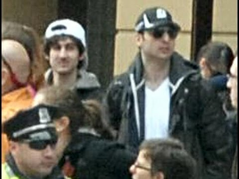 1 Boston Marathon Bombing Suspect DEAD, Manhunt Underway Video
