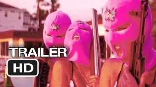Nonton Spring Breakers Official UK Trailer (2013) - James Franco Movie HD Film Subtitle Indonesia Streaming Movie Download