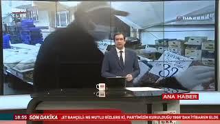 Zabıta Ekiplerimiz #koronavirüsüne Karşı Pazarlarda Denetimini Sürdürüyor - Bengü Türk Tv
