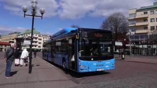 Video Nobina Borås stadsbuss 2017-04-19 MP3, 3GP, MP4, WEBM, AVI, FLV Agustus 2018