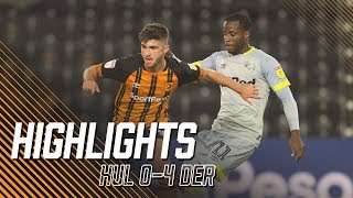 Video Hull City 0-4 Derby County   Carabao Cup 2nd Round   Highlights MP3, 3GP, MP4, WEBM, AVI, FLV Desember 2018