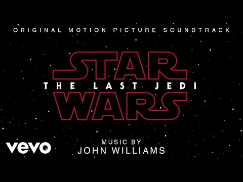 """John Williams - The Spark (From """"Star Wars: The Last Jedi""""/Audio Only)"""